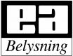 EA Belysning logo